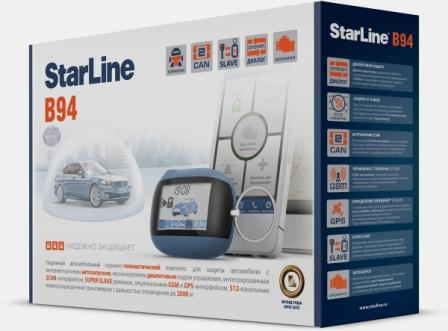 StarLine B94 GSM 2CAN GSM